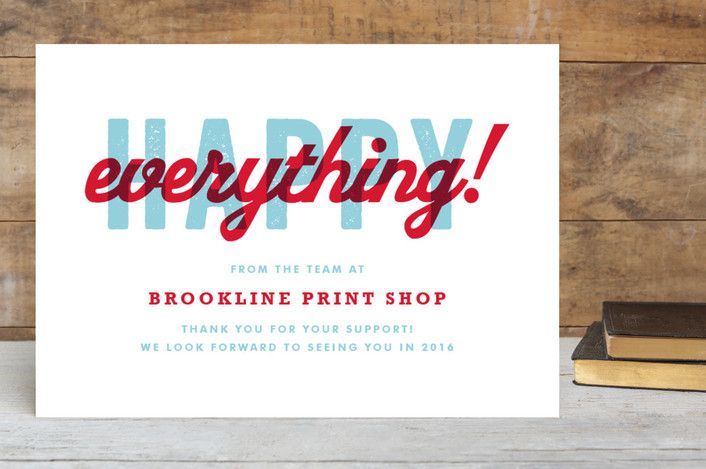 10 Ways To Write And Design A Compelling Holiday Card Business