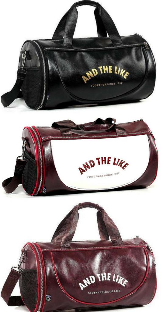 29815c95982f86 Vintage Gym Bag | Retro Gym & Duffel Bags | Retro gym, Bags, Trendy ...