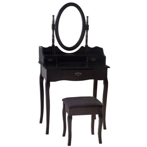 Schminktische Möbel Nishano Dressing Table 5 Drawer Stool ...