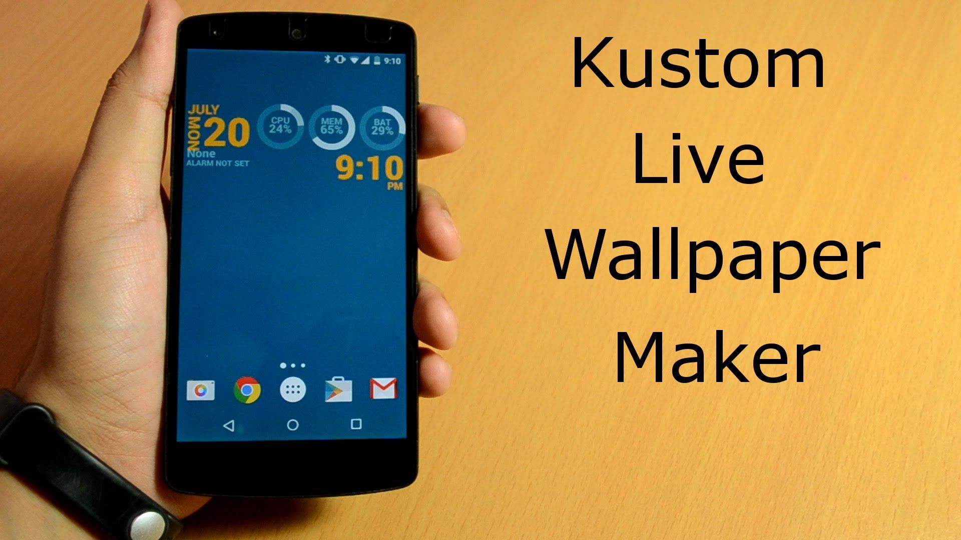 klwp live wallpaper maker android apps on google play