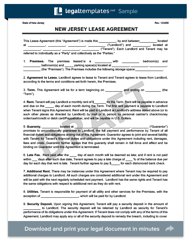 Free Virginia Rental Agreement Form This Is How Free