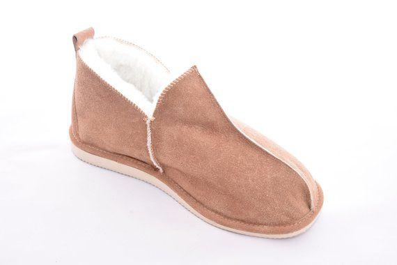 2ed07cd2170 Sheepskin Men s slippers