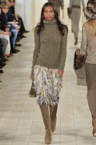 ccf600d27d89e Ralph Lauren Fall 2015 Ready-to-Wear Fashion Show in 2019 | Ralph ...