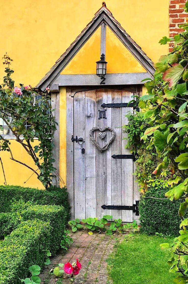 Edingthorpe Norfolk England Abodes Doors Door