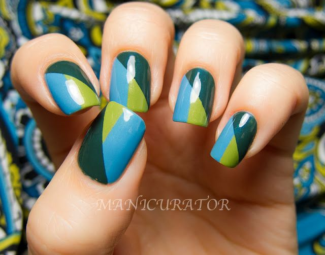 Colour Block with Rescue Beauty Lounge