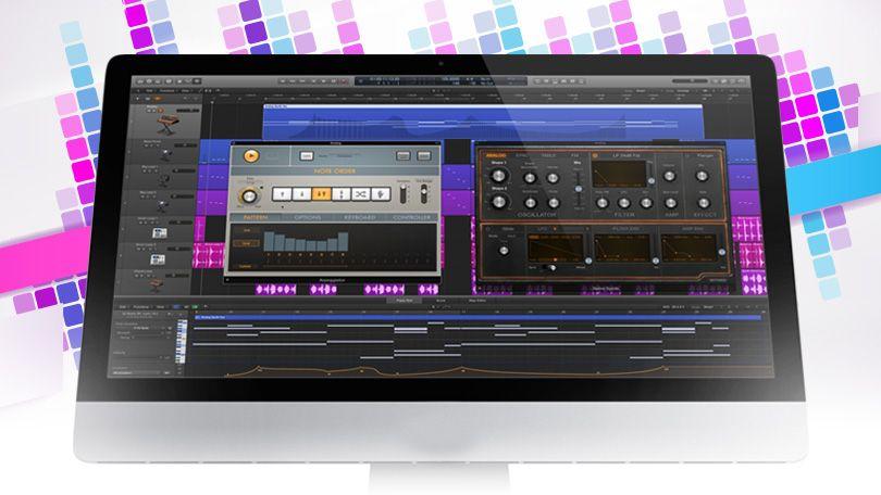 7 Apps for Recording Your Next Album Logic pro, Logic