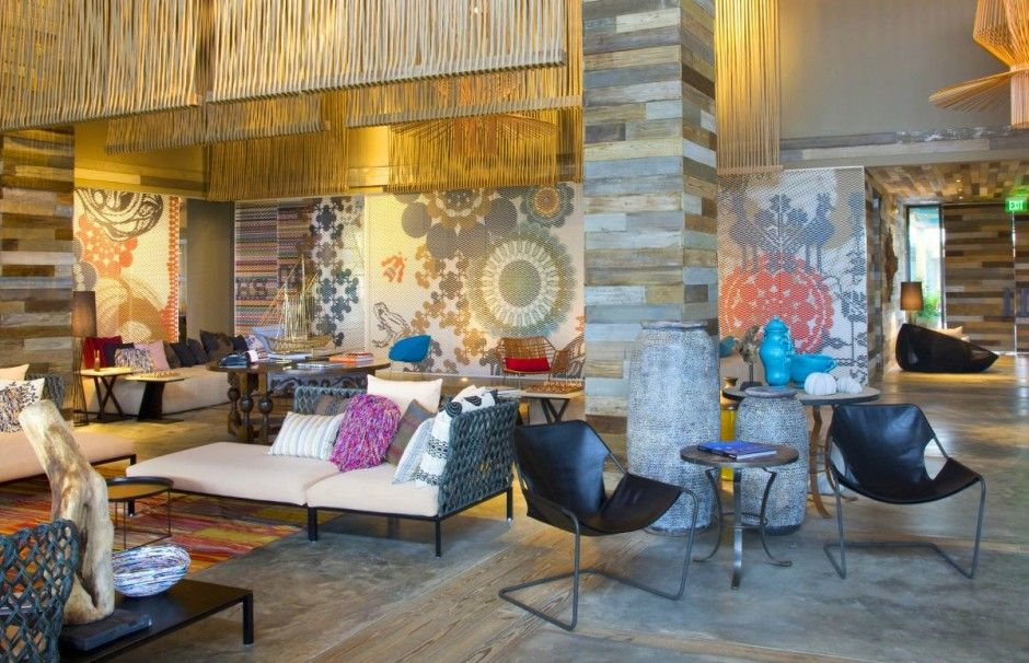 W Hotels Retreat & Spa – Vieques Island by Patricia Urquiola