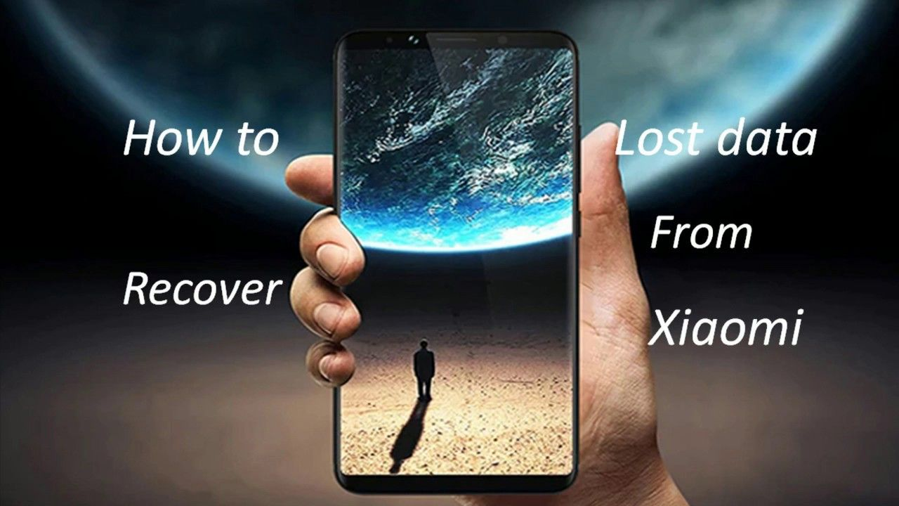How To Recover Data From Xiaomi Mix 2 Xiaomi Data Data Recovery