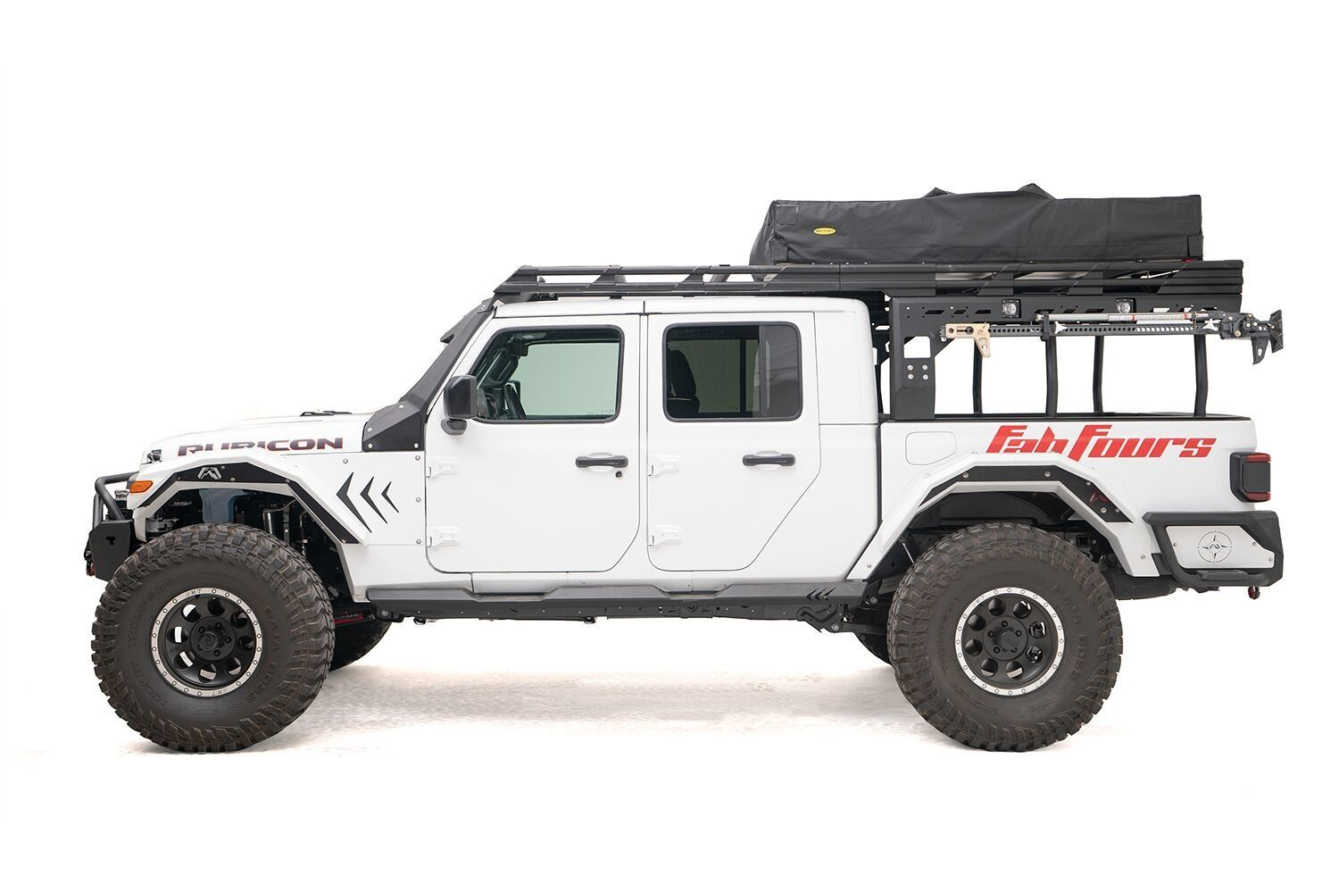 Fab Fours Overland Rack Extension (Requires Overland Rack