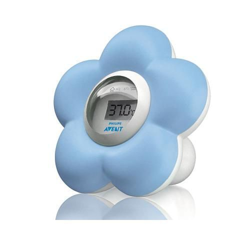 Philips Avent Bath and Room Thermometer Kiddicare.com