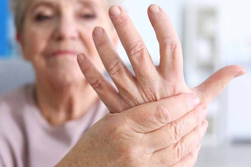 Why is Arthritis more common in Females
