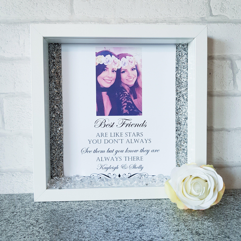 Best Friend Frame / Friends Long Distance Frame Gift