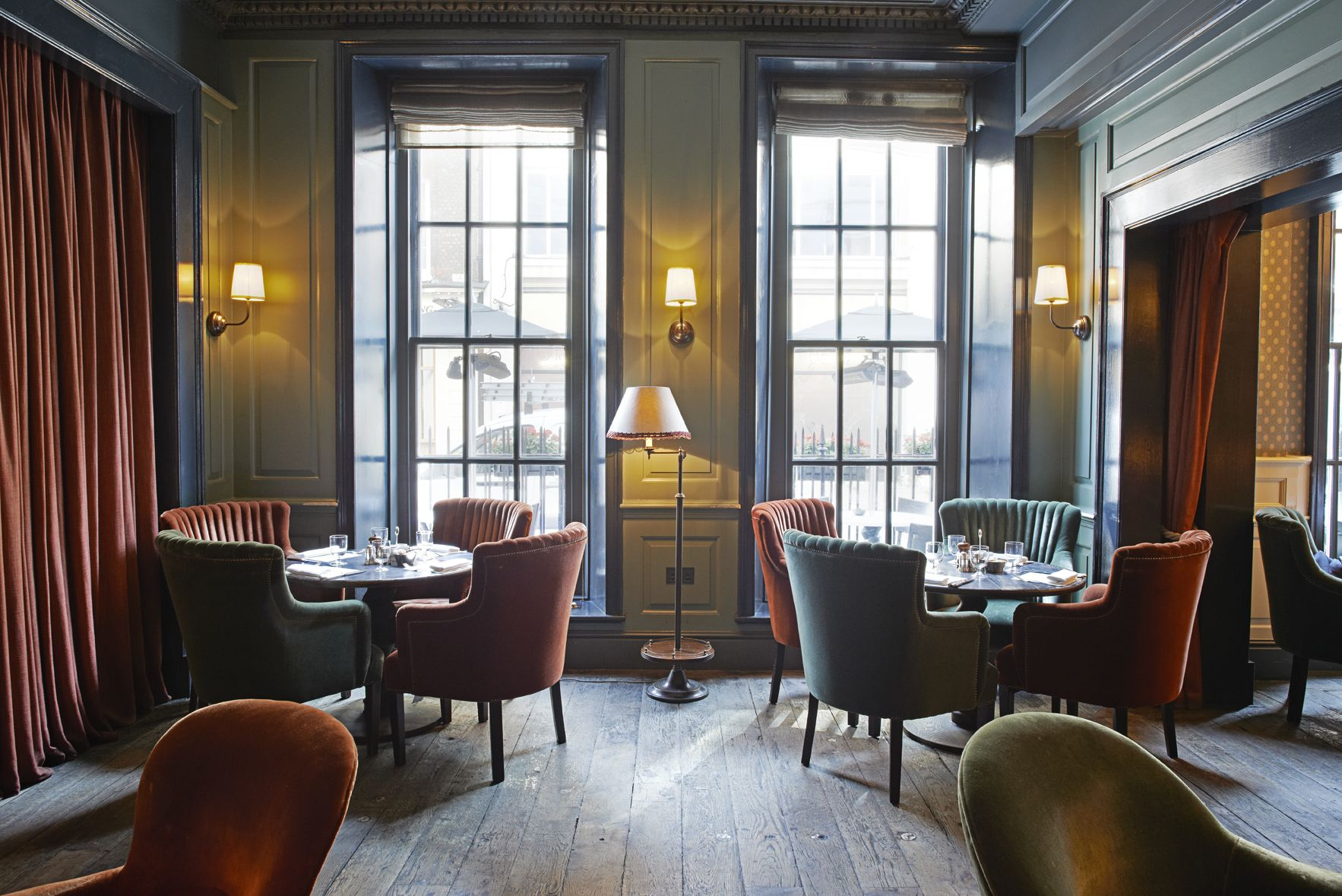 Dean Street Townhouse London A Stylish Place Indeed
