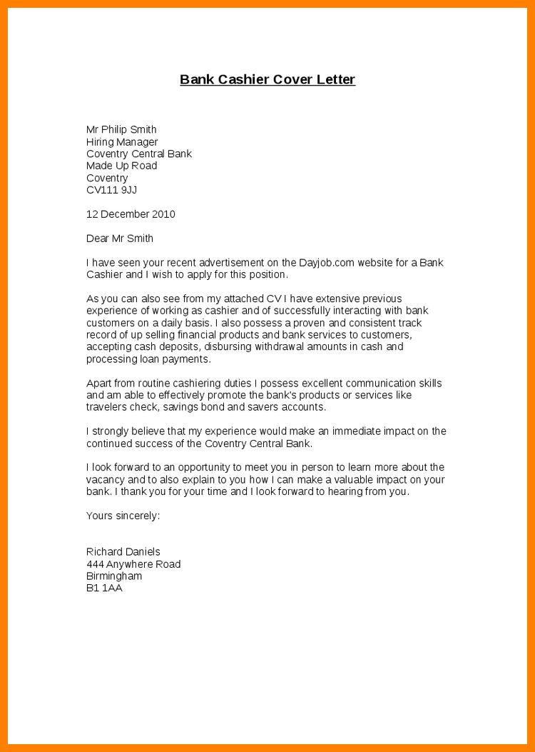27 Cashier Cover Letter Resume Cover Letter Examples Job Cover Letter Cover Letter For Resume