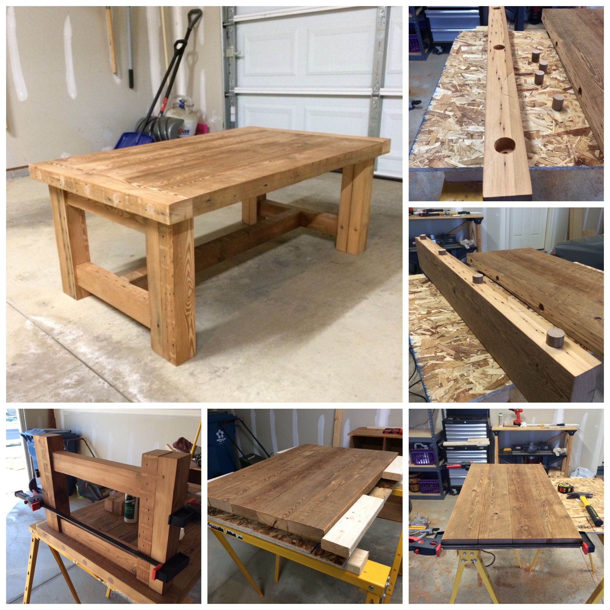 Known Valley Home, Health and Life Diy coffee table