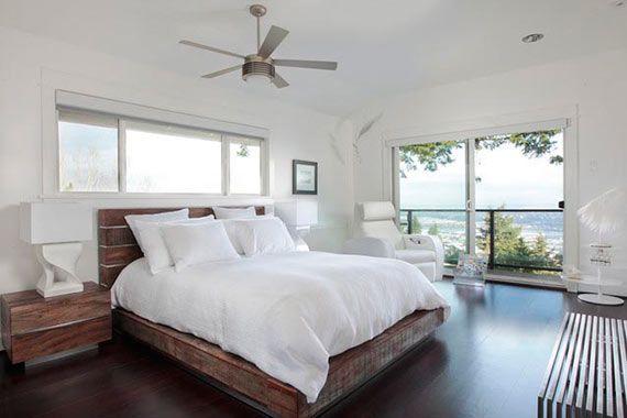 9 Ideas para un toque rstico en el dormitorio Ideas para el hogar