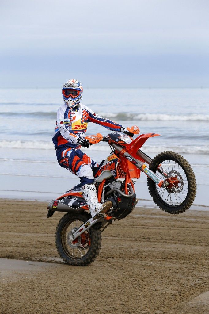 Team ktm enduro 2015 christophe nambotin moto cross - Moto crosse ktm ...