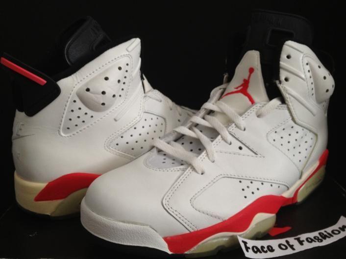 reputable site 14c3e 7a855 Image: $3,000 OG Air Jordan 6 White/Infrared | Rarest & Most ...