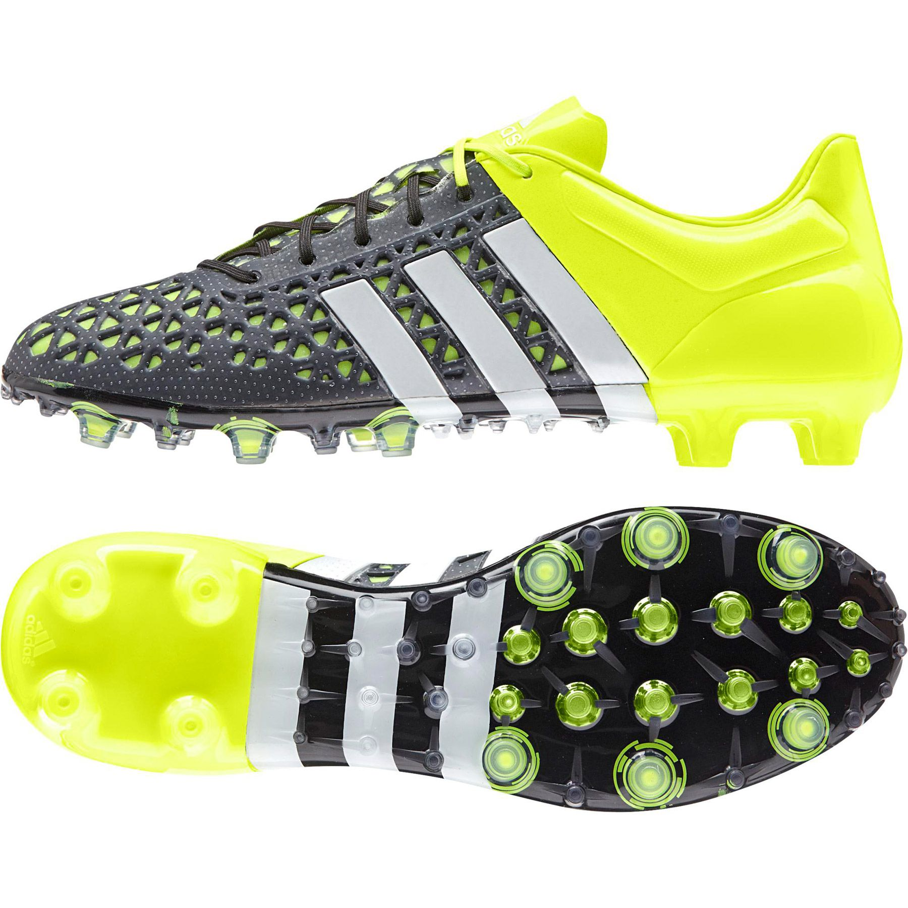 buy popular 02abe a3908 manchester adidas f50 adizero ii prime fg lysegrøn sort hvidadidas ultra  boost st  adidas ace 15.1 firm ground football boots yellow available at  kitbag.