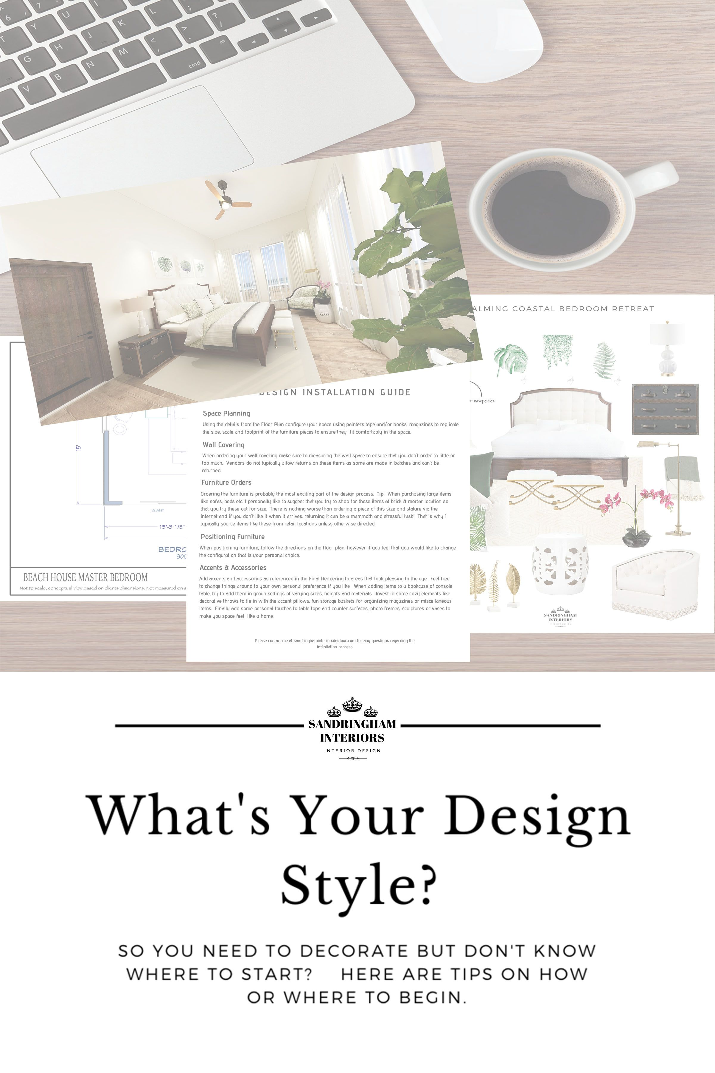 How do you know what Design Style you are?  Do you flip through various magazines or scour the internet and look at page after page of beautifully decorated rooms to see which one peeks your interest?   Or have you always known your design style but is changing overtime as new ideas and designs are gracing home decor magazines? #interiordesign #decorideas #Howto #Doyouknow #designquiz #onlinedesign