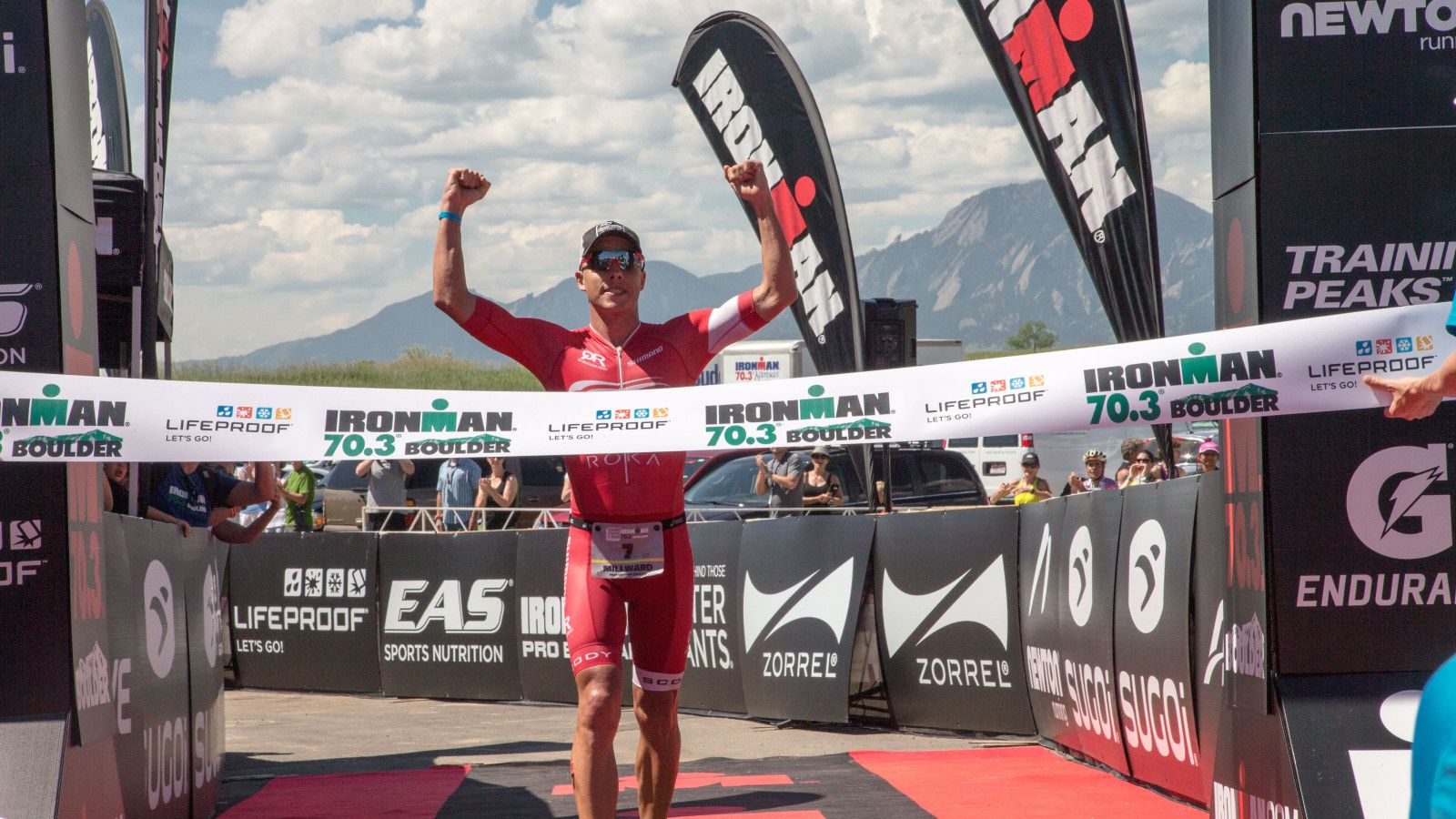 Ironman 70.3 Boulder was my first US race of the 2015 exercising season. Its always nice to sleep in your own bed, and roll out the door on race morning to the Boulder Reservoir, where this race takes place. The plan heading into this race, along with Ironman Coeur d'Alene two weeks later, was to race smart and pick up as many Kona qualifying points as possible. My day went really well, and I came away with the win. It feels surreal. To be honest, Ironman Coeur d'Alene was the focus out of…