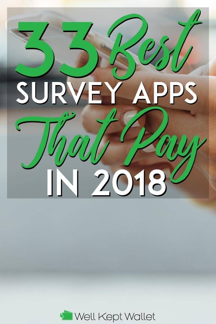 32 Best Survey Apps That Pay in 2020 Survey apps that