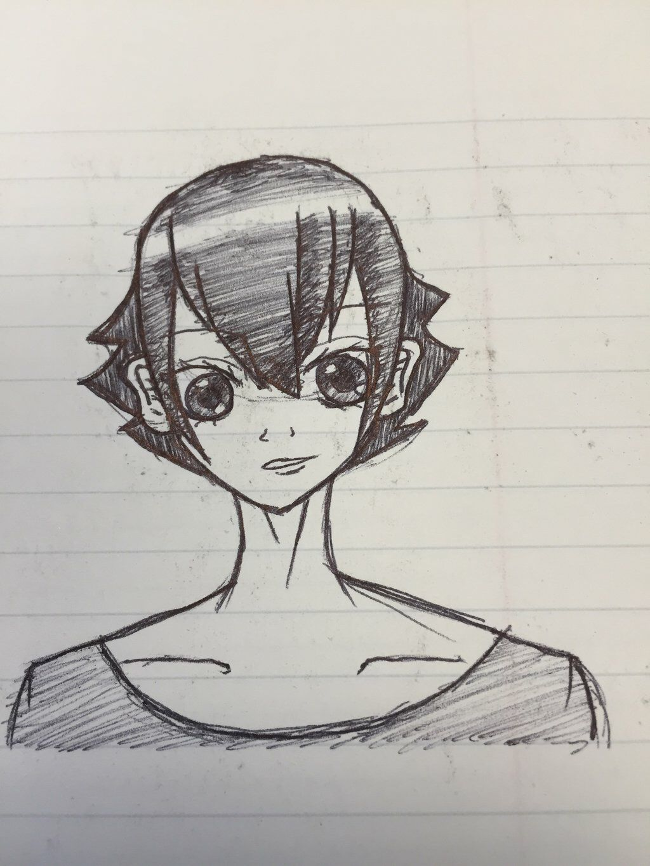 Pen doodle by Anna-beth21 on @DeviantArt