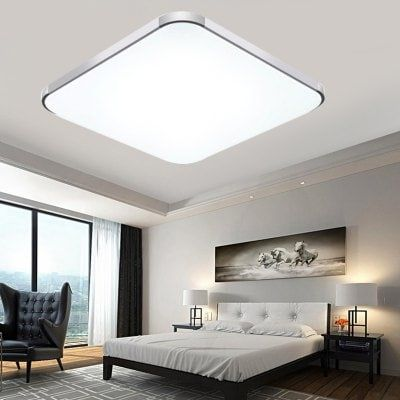 Brelong personalized square led ceiling light 180 240v stuff to flush ceiling lights best flush ceiling lights with online shopping aloadofball Image collections