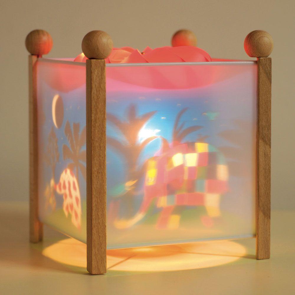 These Spinning Lantern Lamps Night Light Kids Night