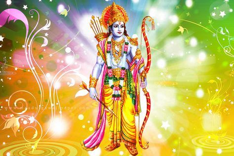 Images of Lord Rama 2021 Wishes Images, Photos, Status