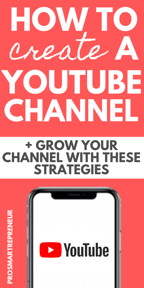How To Start A Youtube Channel Successfully For Beginners Youtube Channel Ideas Start Youtube Channel Youtube Business