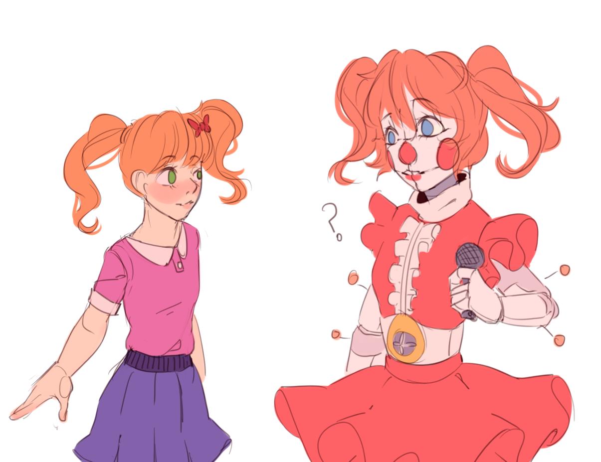 Fnaf Sl Elizabeth Afton Tumblr Fnaf Baby Fnaf Characters Anime Fnaf