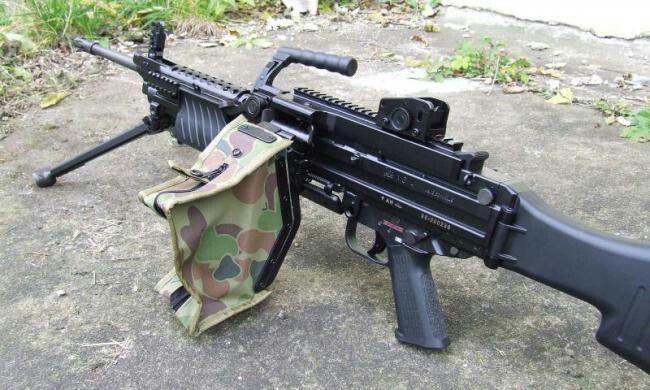 H&K MG4 | H&K MG4