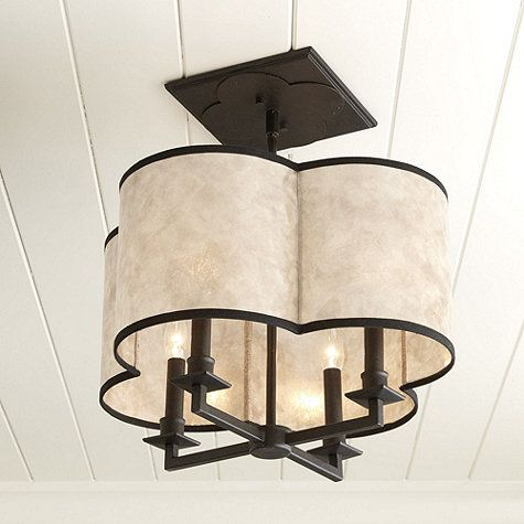 Carissa 4 light semi flush mount ballard designs flush mount lightingceiling