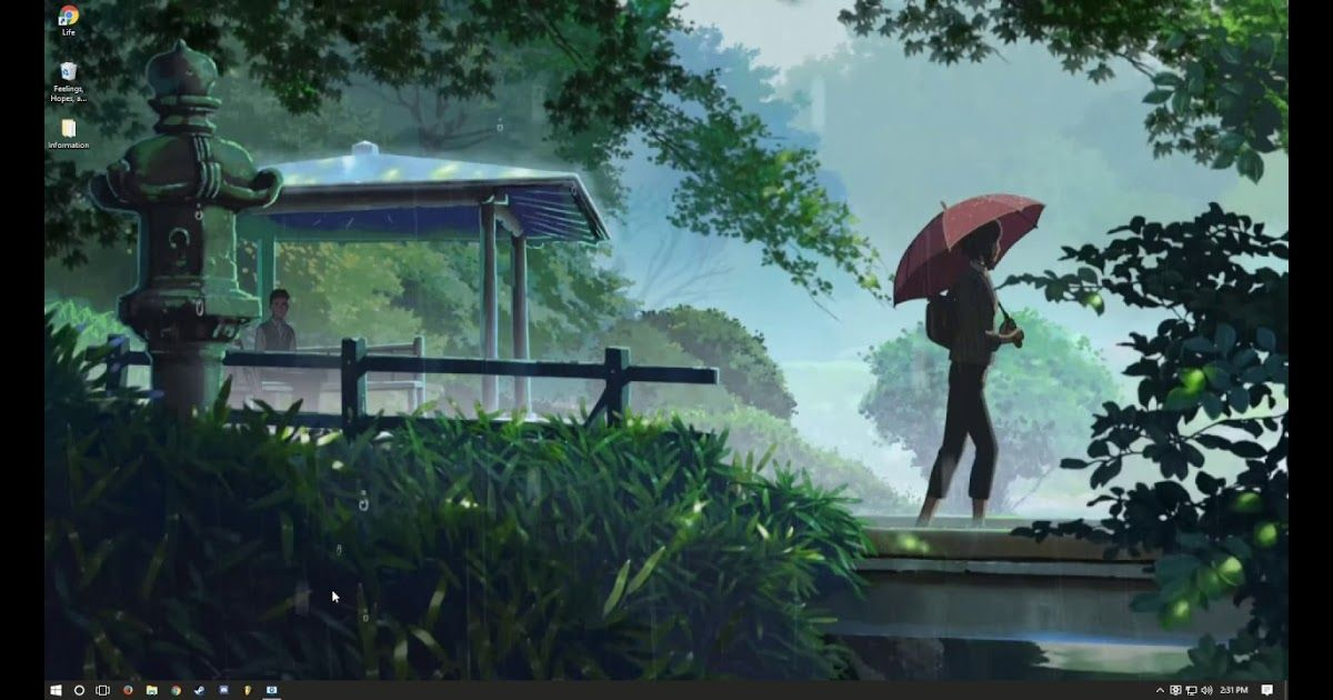 Follow the vibe and change your wallpaper every day! Live Wallpaper Anime Sad