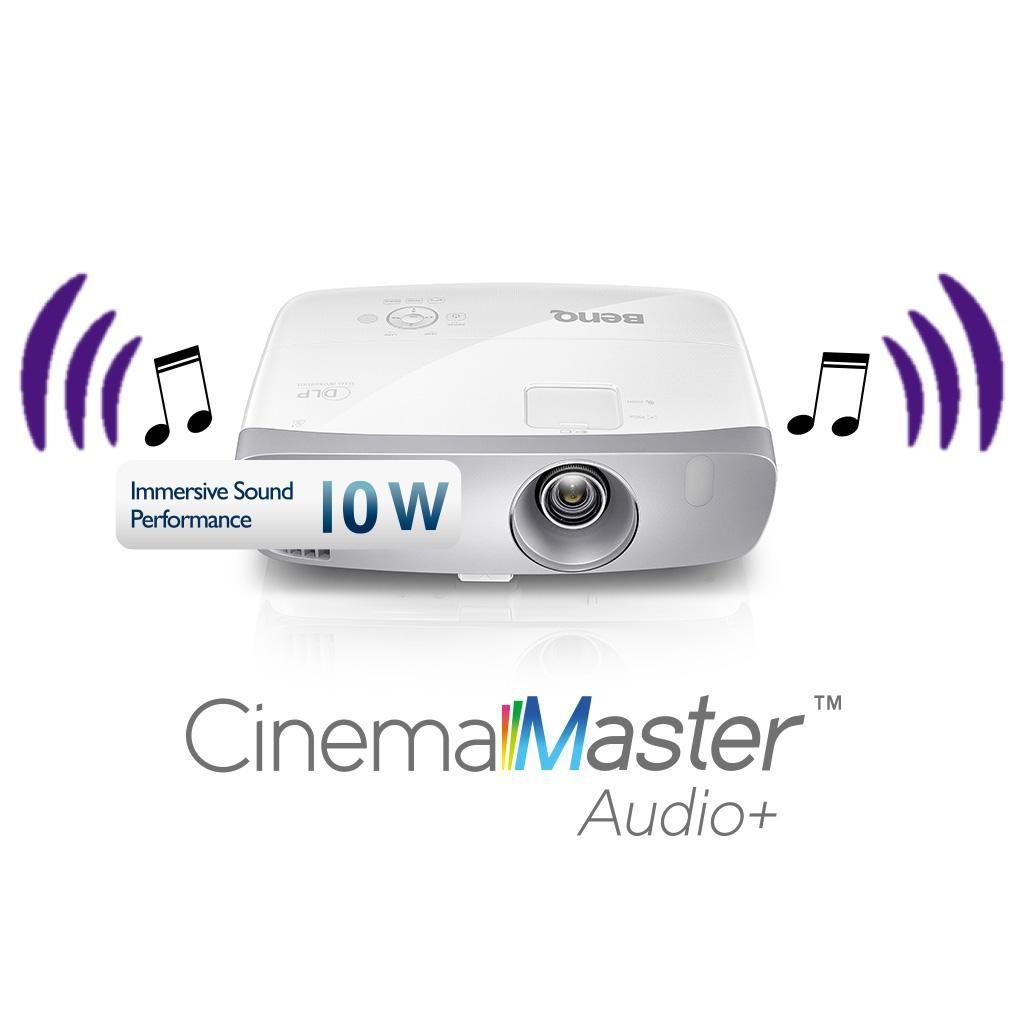 BenQ DLP HD 1080p Projector (HT2050) - 3D Home Theater Projector ...