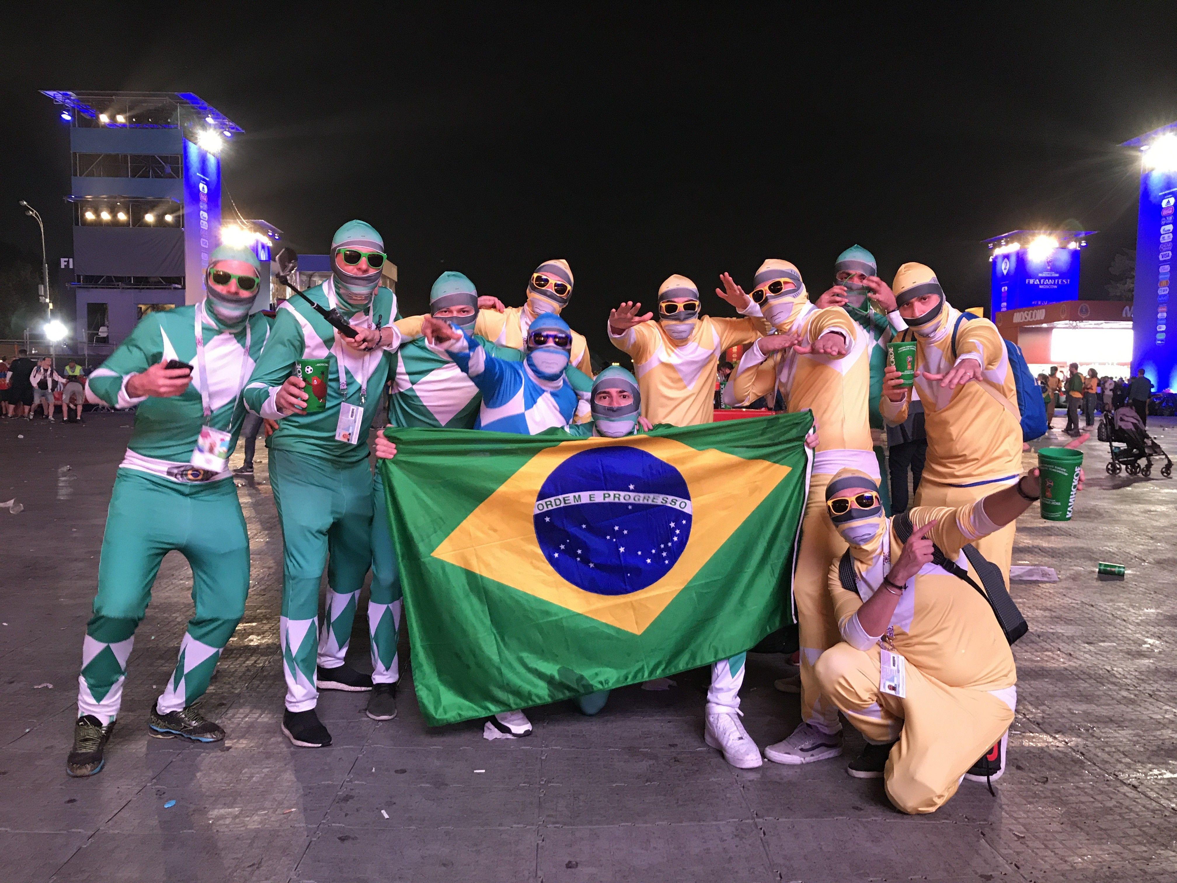 Fantasia Feita Para A Copa Na Russia De 2018 Mas Com Certeza A