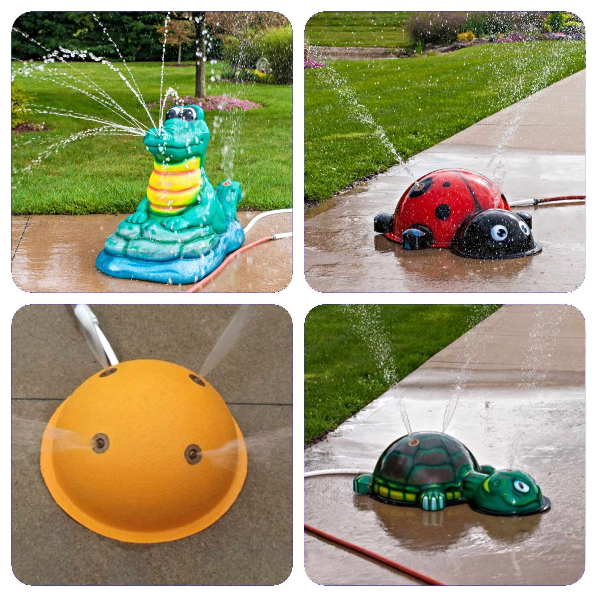 New For The Rental Industry   A Portable Splash Pad And More!