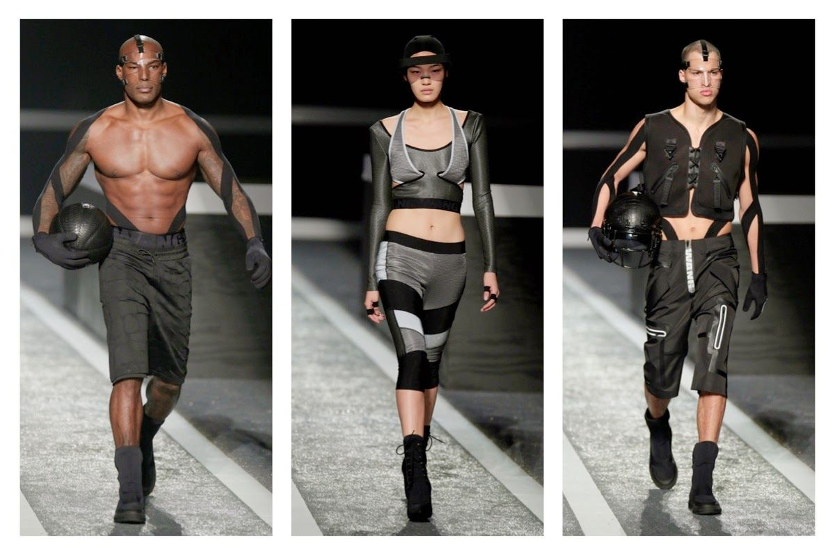 FASHION BLOG OF MEDOKI    : Collection Alexander Wang x H&M Homme 2014