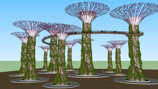 87bc0ac80f491331c00047f31509208f - Dining At Canopy Gardens By The Bay
