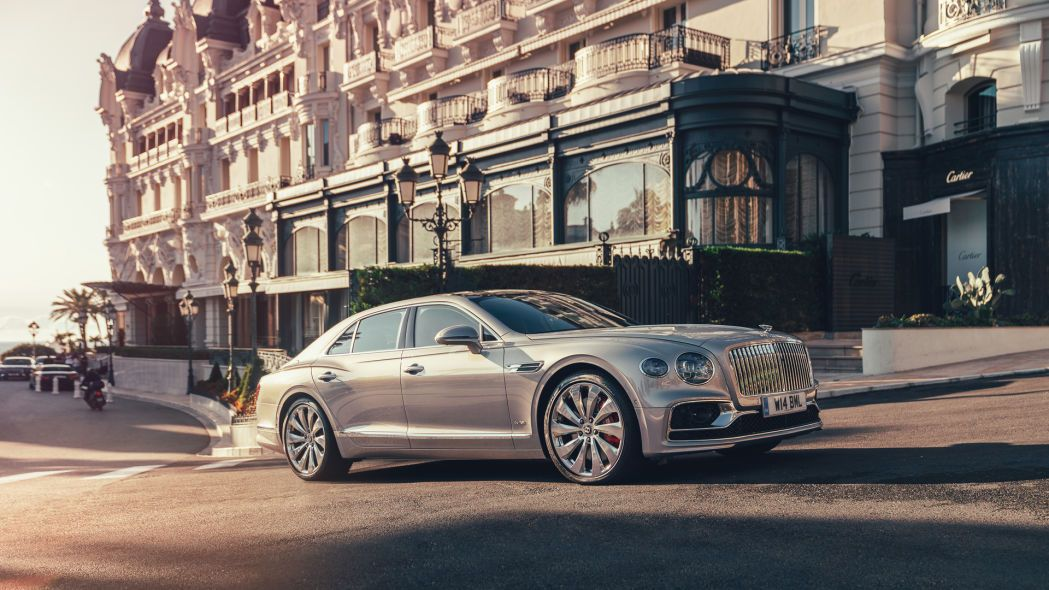 2020 Bentley Flying Spur Thai pricing and specs in 2020