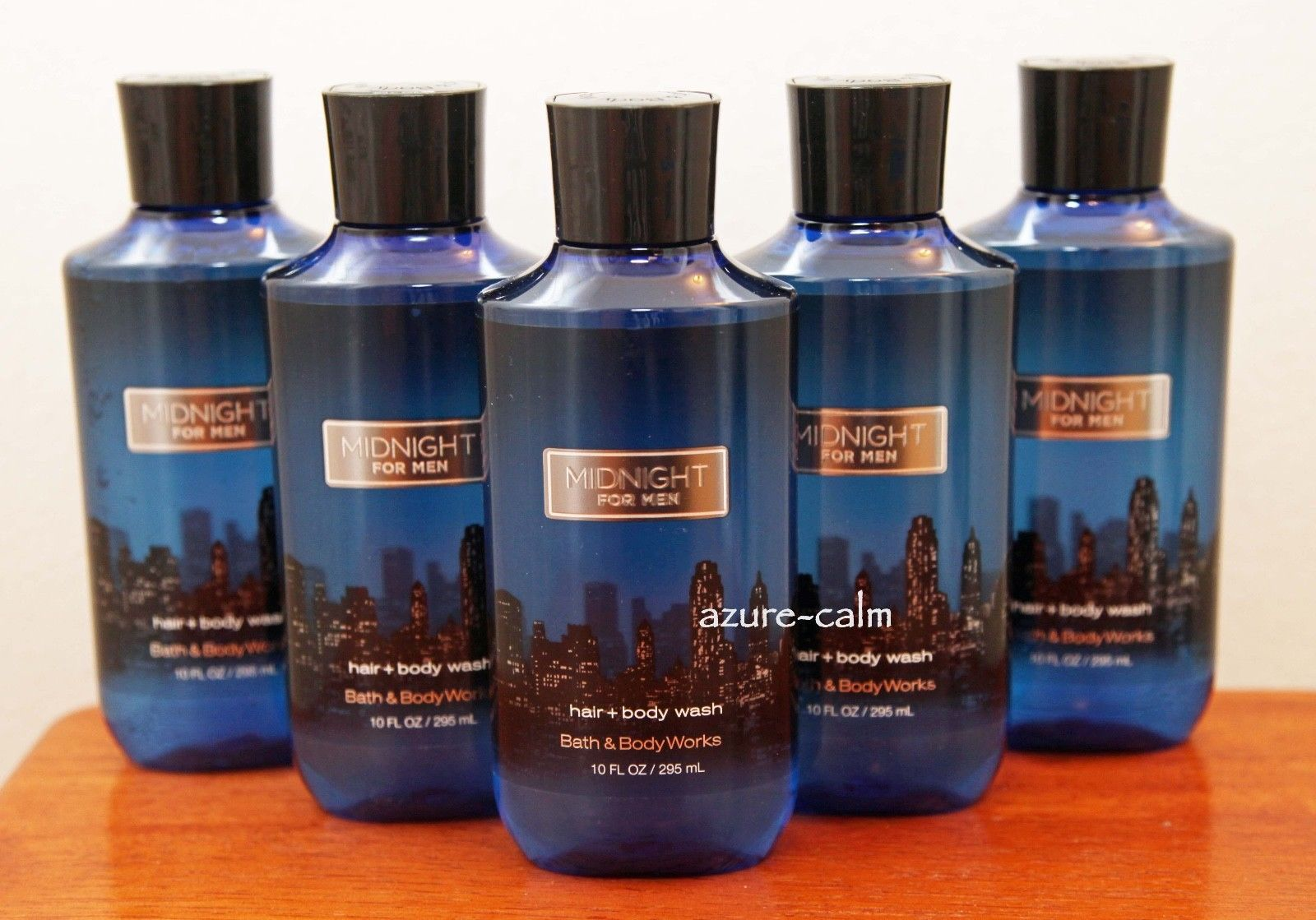Body washes and shower gels bath and body works midnight for men