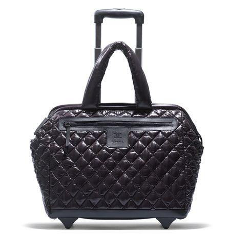 4f7bcf805bea8 chanel travel trolley - LUST Coco Chanel