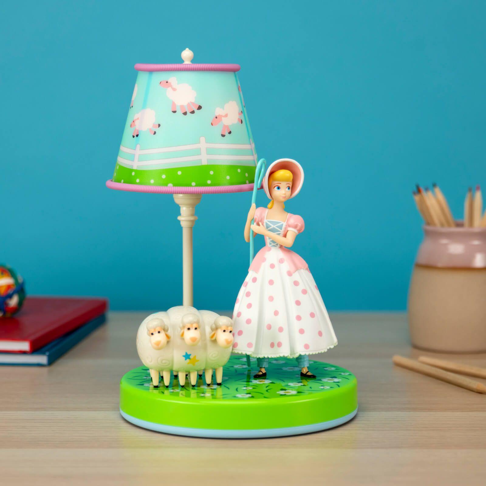Toy Story Bo Peep Lamp In 2020 Disney Toys Toy Story Bo Peep