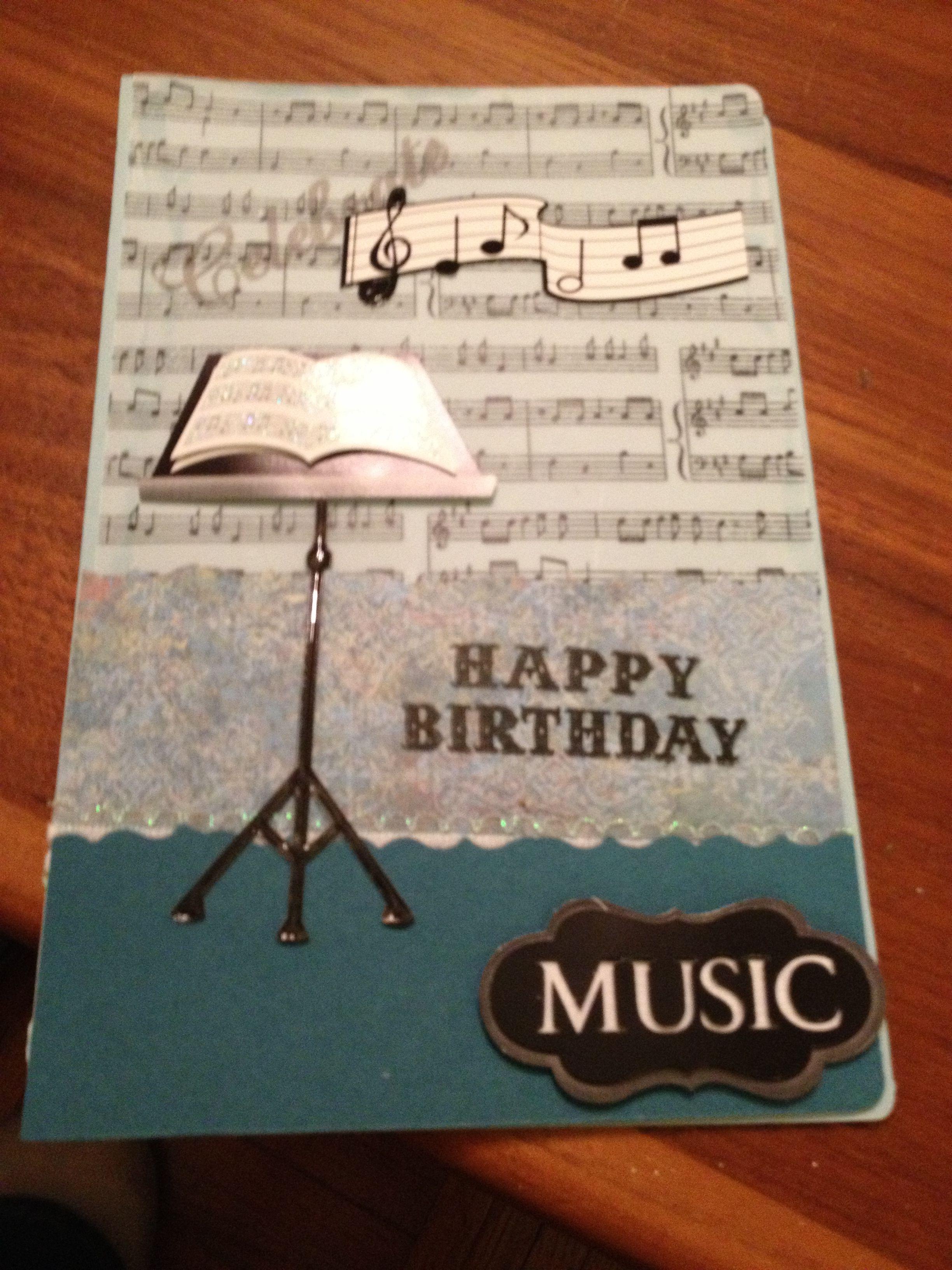 music card  birthday  musical cards happy birthday