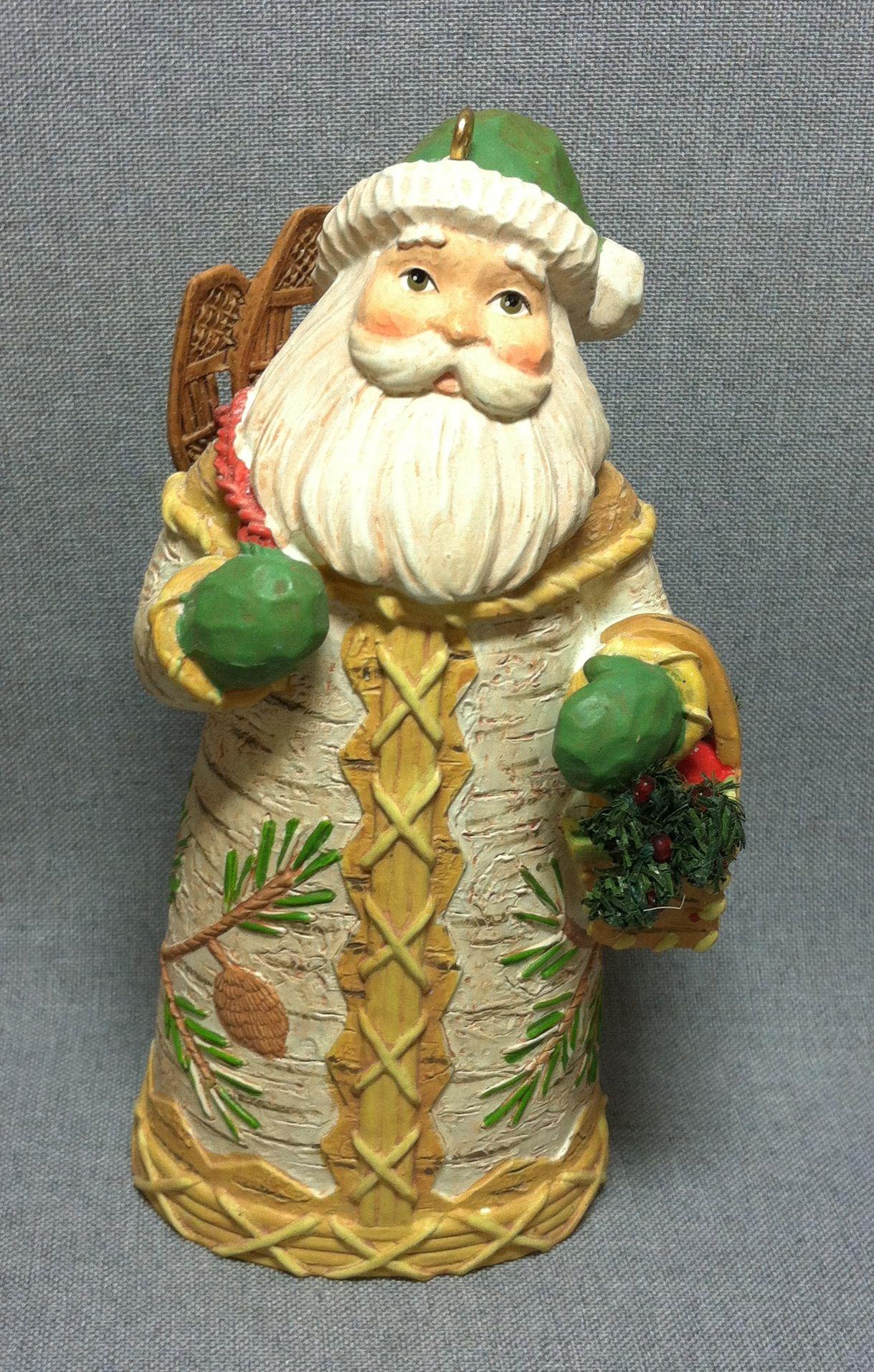 Santa's From Around The World - Canada - Hallmark - 2008 ...