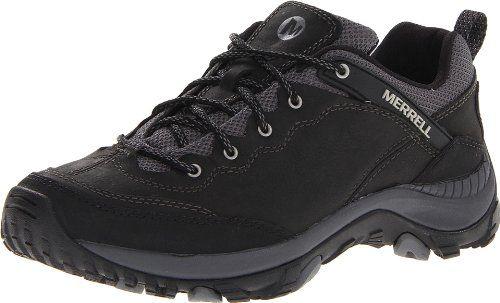 Merrell Women's Salida Trekker Hiking Shoe,Black for EMT. LOVE THESE! So  comfortable