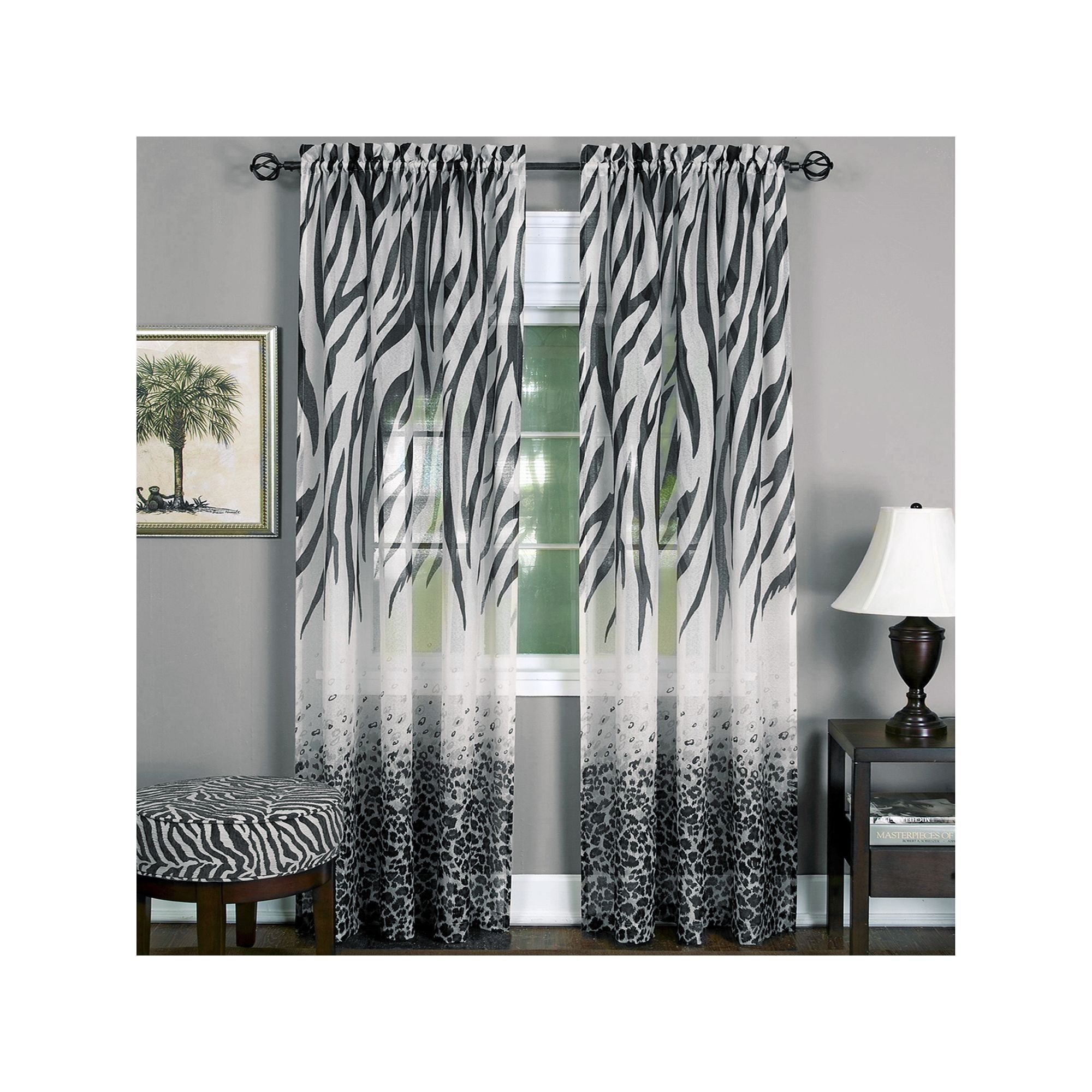 white panel damask kitchen curtain yellow valances curtains windows black and for drapes ideas window