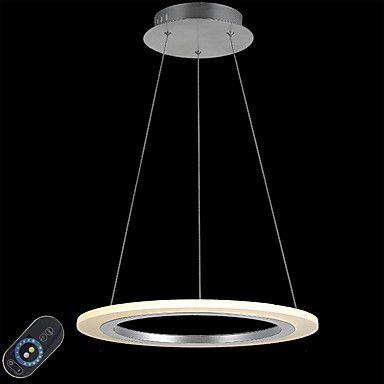 Moderno / Contemporáneo Lámparas Colgantes Luz Ambiente - Regulable ...