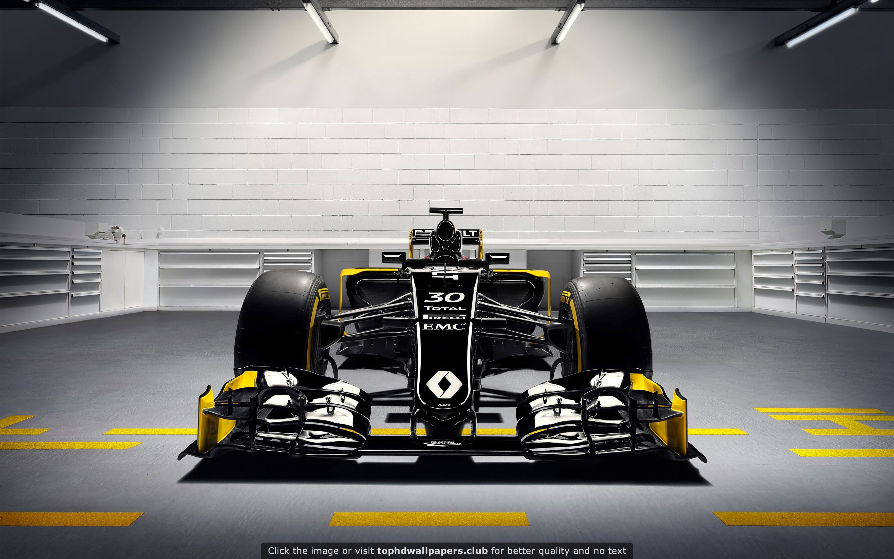 Renault RS Formula Car 4K or HD wallpaper for your PC, Mac or Mobile device